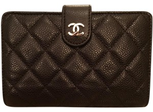 Chanel Chanel Black Cavier Leather