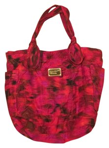 Marc by Marc Jacobs Tote in Multi pink-green