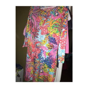 Lilly pulitzer fishing for compliments short dress on Tradesy