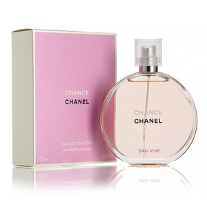 Chanel Chanel Chance Vive 3.4oz New