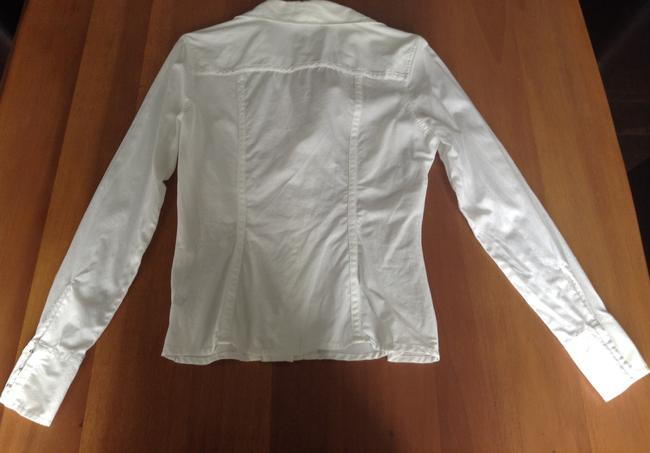 The Limited Top White