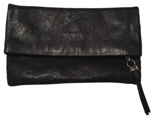 Stella & Dot black Clutch