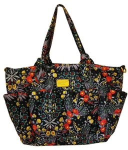 Marc by Marc Jacobs Black Iris Diaper Bag