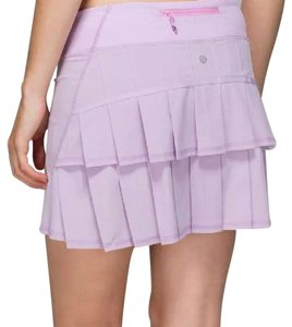 Lululemon Mini Skirt lavendar
