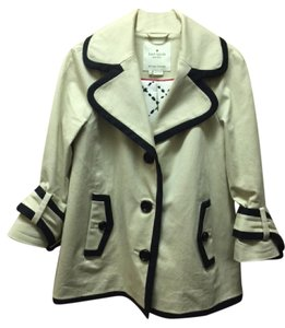 Kate Spade Topliner Like New Pea Coat
