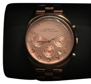 Marc Jacobs Marc Jacobs rose gold watches