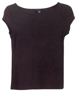 Banana Republic T Shirt Chocolate Brown