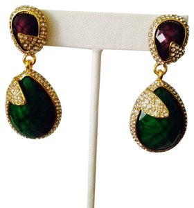Amrita Singh Pave Riverside Earrings