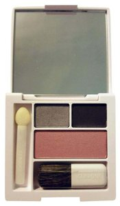 Clinique All About Shadow Duo & Blush Compact CX grey, 22, 14 iced lotus - NEW
