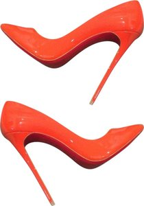 Christian Louboutin Heels Stiletto So Kate Patent Capucine Pumps