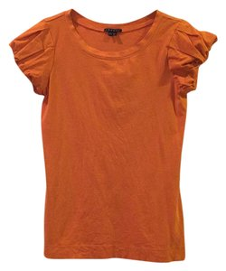 Theory T Shirt orange