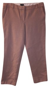 J.Crew Capris Dusty Rose
