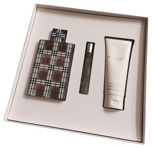 Burberry Burberry Brit for Her Gift Set (old packaging)