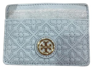 Tory Burch Bryant quilted slim card case
