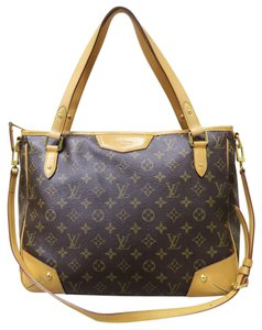 Louis Vuitton Lv Mm Canvas Estrela Satchel in monogram
