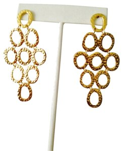 Casablanca Gold Earrings