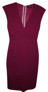 Elie Tahari Glamour Fitted Dress