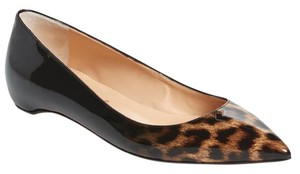 Christian Louboutin Pigalle Follies Degrade Leopard Louboutin black Flats
