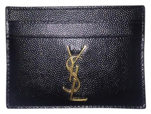 Saint Laurent MONOGRAM SAINT LAURENT CREDIT CARD CASE