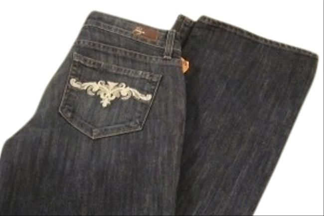 Preload https://item5.tradesy.com/images/paige-mirror-lake-dark-rinse-hollywood-hills-classic-boot-cut-jeans-size-27-4-s-20434-0-1.jpg?width=400&height=650