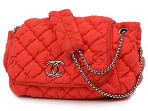 Chanel Camera Messenger Crossbody Quilted Cocoon Shoulder Bag