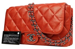 Chanel Easy Three Triple Shoulder Bag