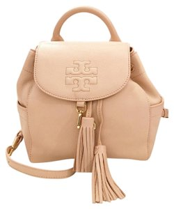 Tory Burch Thea mini leather backpack Backpack
