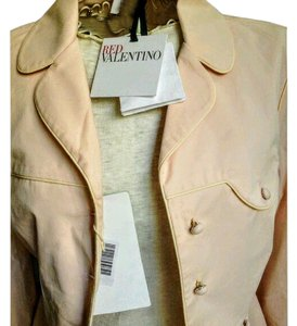 RED Valentino Pink & Cream Blazer