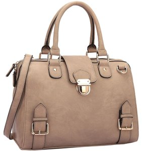 Other Classic Vintage The Treasured Hippie Large Handbags Satchel in Tan