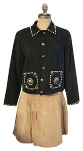 Double D Ranchwear Ranch Embroidered Western Southwest Motorcycle Jacket