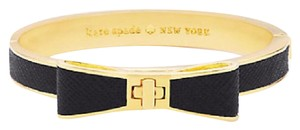 Kate Spade perfectly placed hinge now leather bracelet