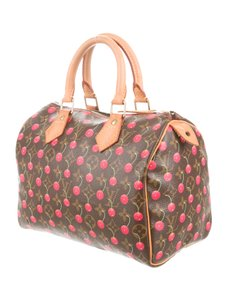 Louis Vuitton Collector Leather Tote in Brown Monogram Multicolore