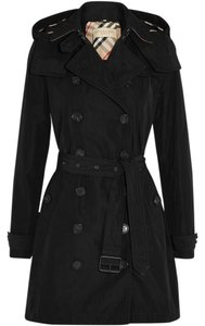 Burberry Brit Trench Hood Trench Coat