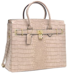 Other Classic Large Handbags Vintage The Treasured Hippie Satchel in Stone