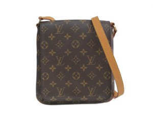 Louis Vuitton Lv Musette Salsa Monogram Shoulder Bag
