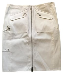 Ralph Lauren Black Label Skirt White