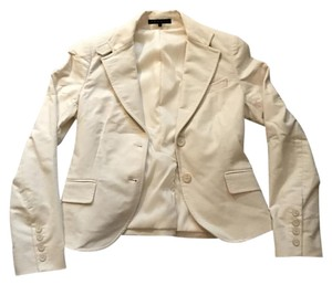 Theory Cream Blazer