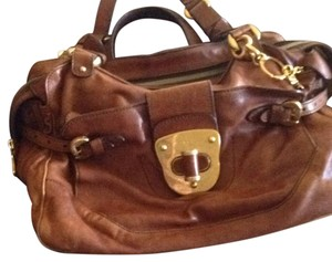 Alexander McQueen Satchel in brown