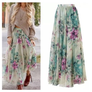 Next Level Dress Maxi Skirt