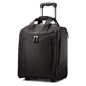 Samsonite Wheeled Travel Women Carry On Black Travel Bag