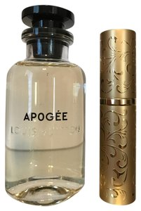 Louis Vuitton Louis Vuitton Apogee 10ML EDP in Refillable Twist Open Spray