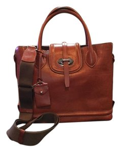 Dooney & Bourke Satchel in Ginger