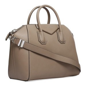 Givenchy Antigona Medium Antigona Antigona Tote Satchel in Nude