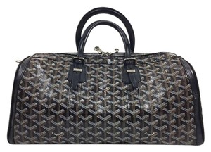 Goyard Croisiere Satchel in Black