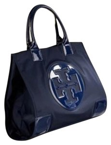 tory burch ella tote French navy Tote