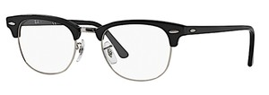 Ray-Ban RX 5154 2000 - Black Ray Ban Glasses - Silver Trim FREE 3 DAY SHIPPING