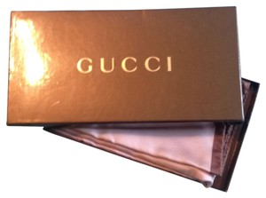 Gucci Gucci by Gucci Silk Scarf