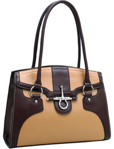 Other Classic Large Handbags Vintage The Treasured Hippie Satchel in Tan
