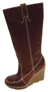 Michael Kors Collection Cognac Boots