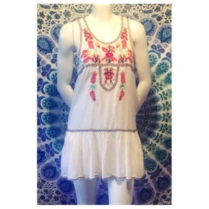 Lovers + Friends short dress white on Tradesy